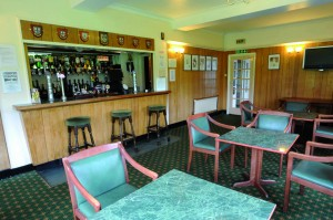 Martin Turner Bar Whitgift Sports Club